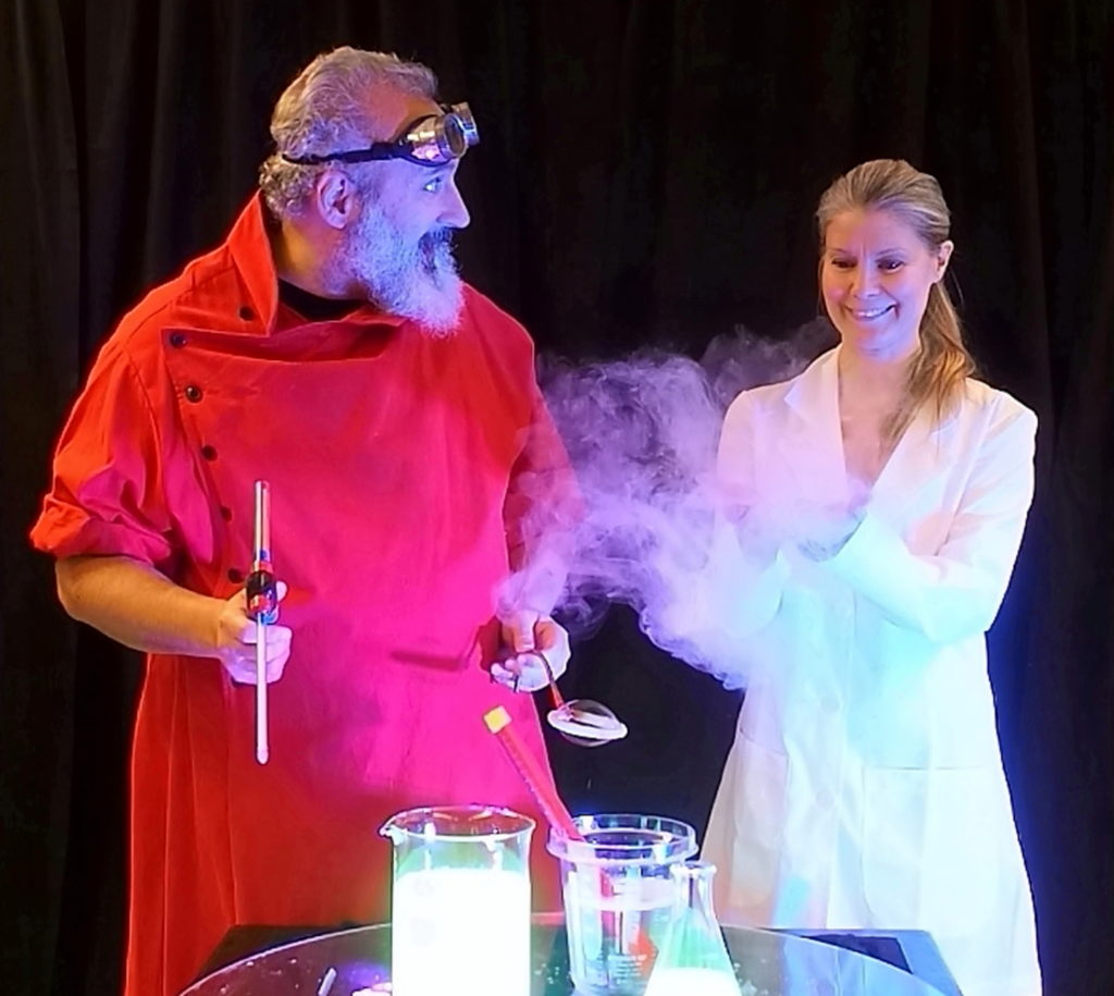 Crazy Bubble Science Show